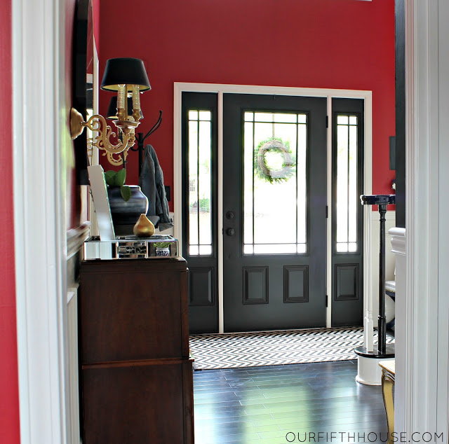 door and i want it painted black painting our interior doors black. Black Bedroom Furniture Sets. Home Design Ideas